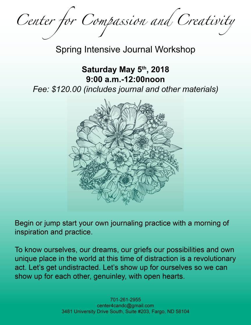 Intensive Journaling_4-17-2018
